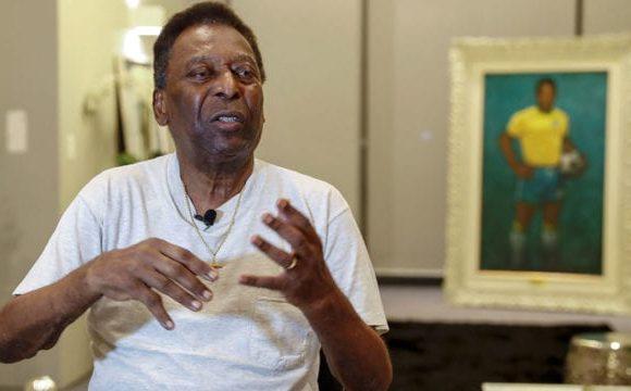 Pelé anuncia lanzamiento de su primera colección de NFT
