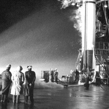 La NASA conmemora 60 años del primer viaje espacial de EU