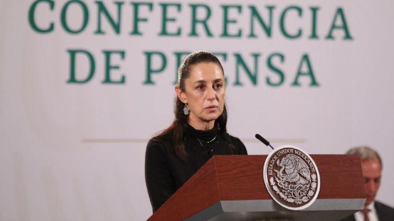 Sheinbaum anuncia peritaje internacional tras colapso en Línea 12; confirma 23 decesos y 79 heridos