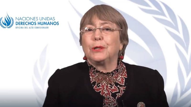 Bachelet urge a México investigar asesinatos en periodo electoral y respetar independencia del INE