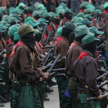 El presidente AMLO ordena a SRE dar pasaportes a miembros del EZLN que van a Europa