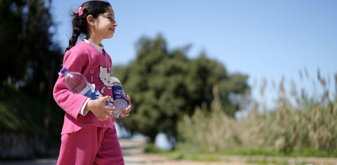 ONU alerta de que cuatro millones de personas podrían quedarse sin agua potable en un mes en Líbano