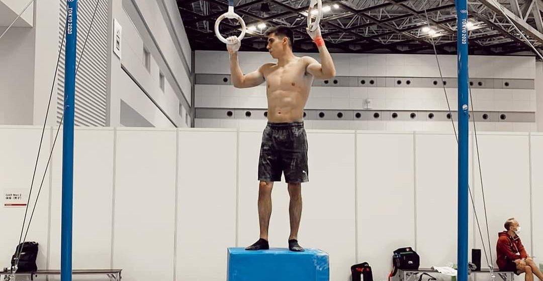 El mexicano Daniel Corral quedó fuera de las finales de gimnasia artística por aparatos