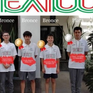 México ya ganó medallas olímpicas… ¡y son de matemáticas!