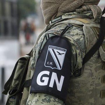 Liberan a elementos de la Guardia Nacional retenidos por pobladores en Oaxaca