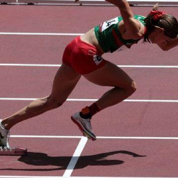 Paola Morán no logró pasar a la final de los 400 metros de atletismo