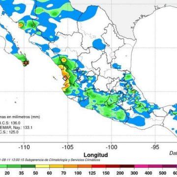 Sequía extrema en el país desapareció: SMN