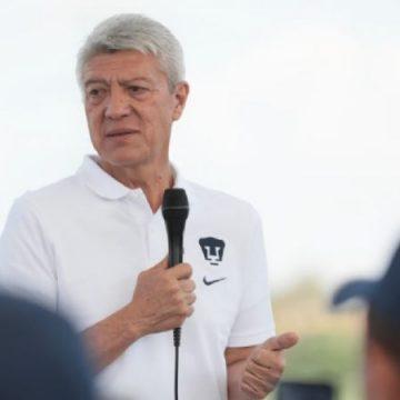 """Renuncia """"Chucho"""" Ramírez a la presidencia deportiva de Pumas"""