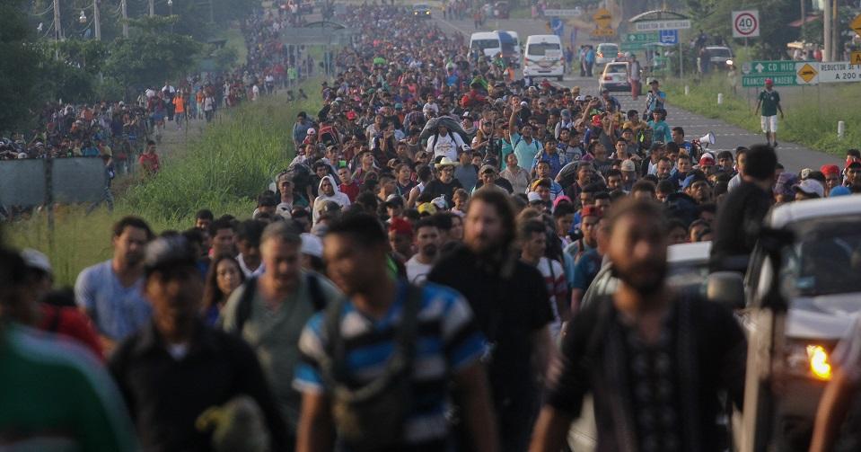 Al menos 46 migrantes han fallecido durante su travesía por México este 2021