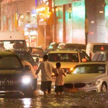 Fuertes lluvias en Nueva York y Nueva Jersey dejan al menos 23 muertos