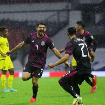La Selección Mexicana logra una apretada victoria ante Jamaica