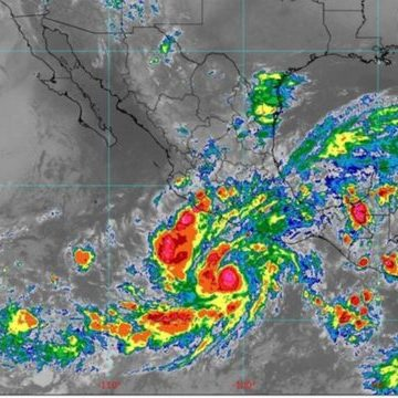 Tormenta Rick se forma frente a Guerrero; prevén que sea huracán el domingo