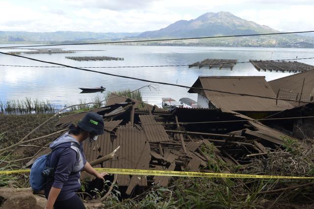 Sismo azota isla indonesia de Bali; hay al menos 3 muertos