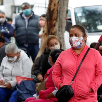 OPS: hay más de 500 mil muertos en México causados directa e indirectamente por covid-19