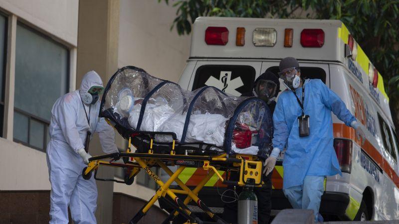 México registra 282 mil 227 muertes por covid-19