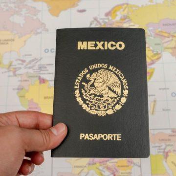 Tramitar el pasaporte mexicano podría ser más caro en 2022
